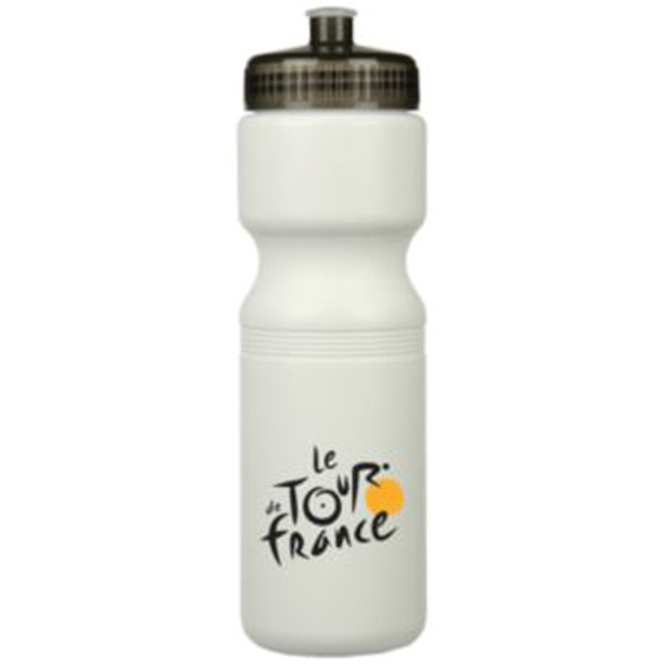 28 oz Sport Bottle with Translucent Lid