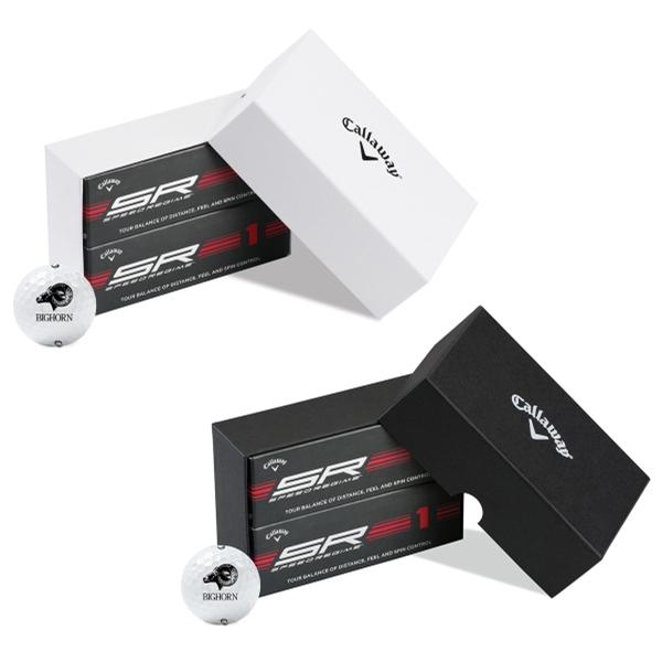 Callaway Super Hot Golf Ball - 6 Ball Box