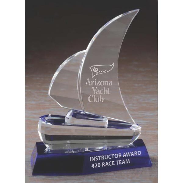 Tranquility Sailboat Award