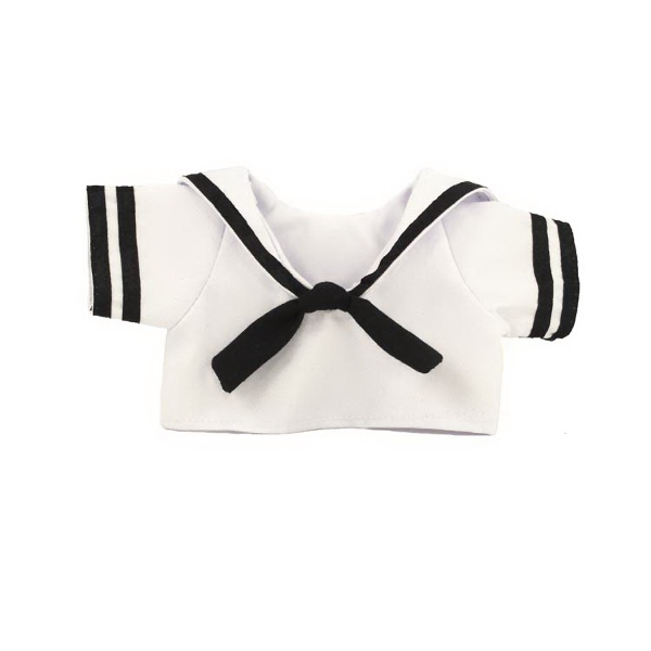 Medium Sailor Jacket for stuffed plush toy