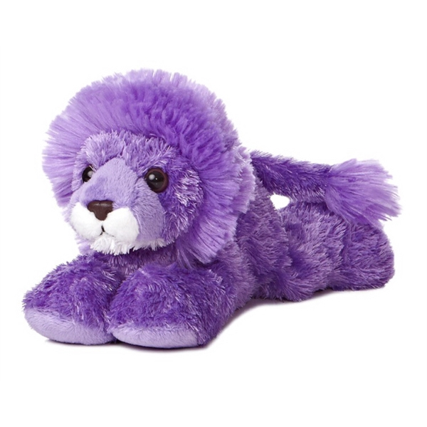 "8"" Purple Lionel Lion"