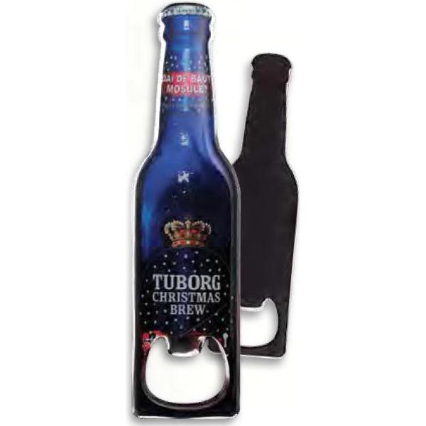 Stock Bottle Shape Bottle Opener