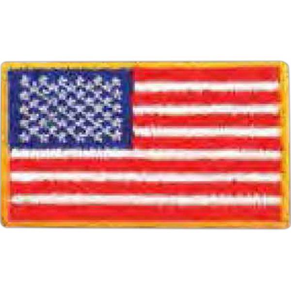 U.S. Flag Applique