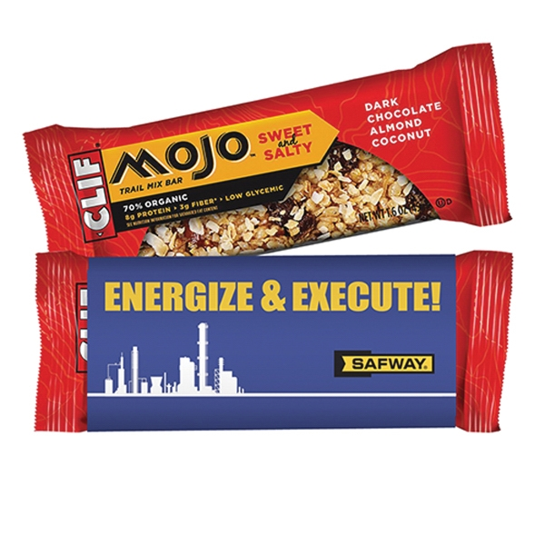 Clif Mojo Trail Mix Bar