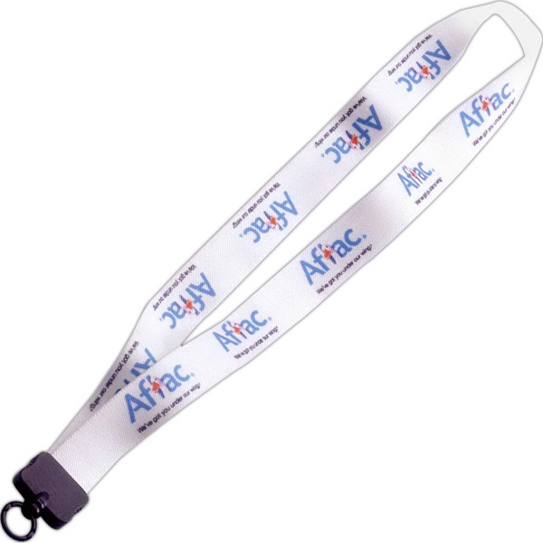"1"" Dye Sublimated Stretchy Elastic Lanyard"