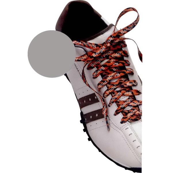 """3/8"""" Dye-Sublimated Waffle Weave Shoelaces"""