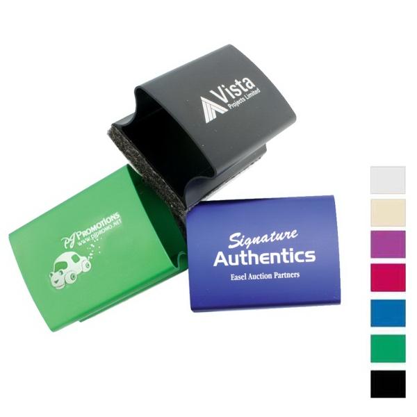 AlumiEraser™ Palm whiteboard eraser
