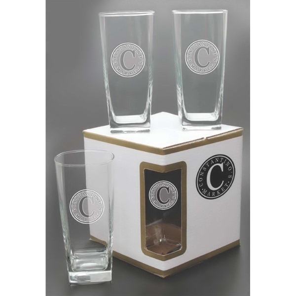 Sterling Beverage Glasses - Set of 4