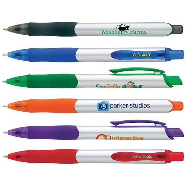 Silver Spirit Pen