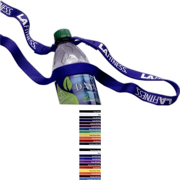 "3/4"" Smooth Nylon Water Bottle Strap - 3/4"" Smooth Nylon water bottle strap."