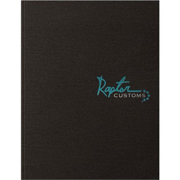 Industrial Metallic Flex - Large Note Book