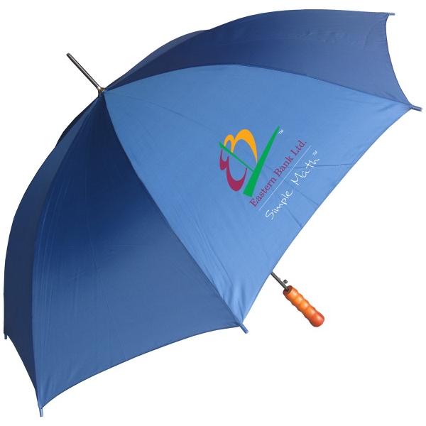 """48"""" Metal Shaft Sport Umbrella"""