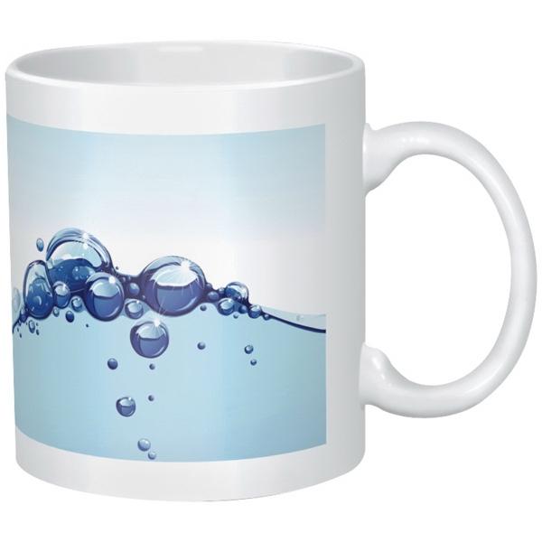 Full Color Stoneware Mug - 11 oz