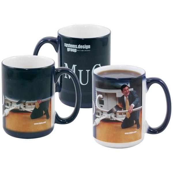 Mystique (R) Full Color Stoneware Mug - 15 oz