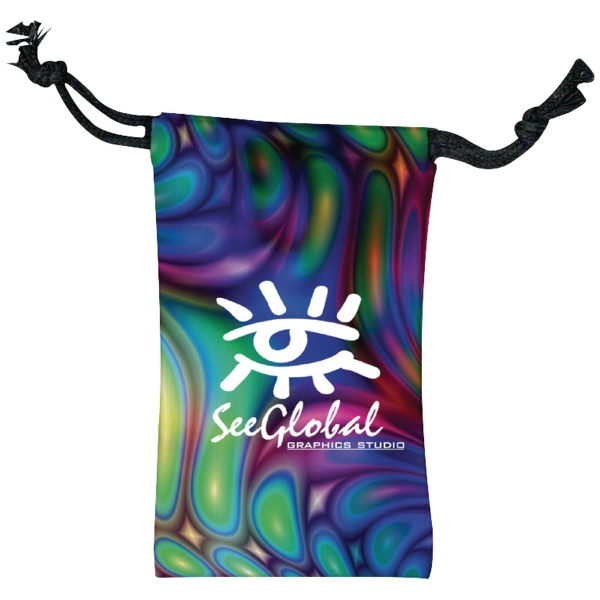Full Color Microfiber Phone/Camera Bag