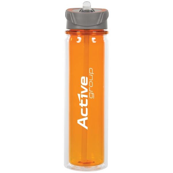 Hydrate 20 oz Double Wall Tritan Bottle