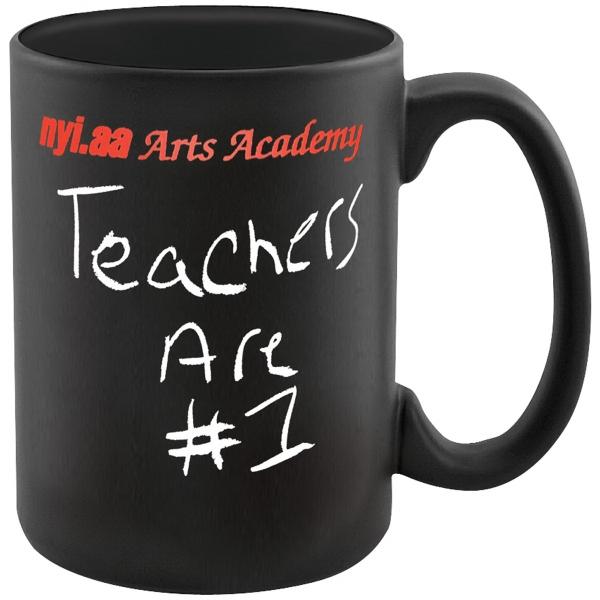 Chalkboard Mug - 15oz.