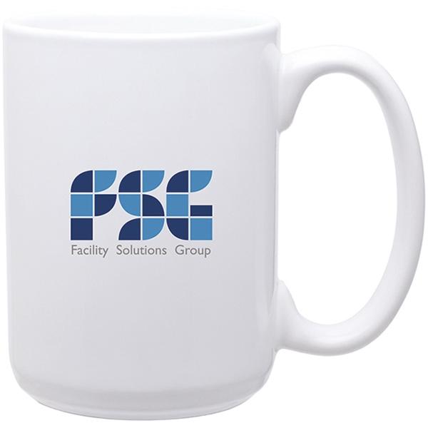 15 oz. Grande Mug - Glossy