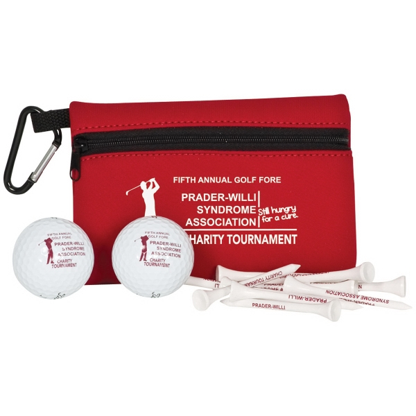Tournament Outing Pack 2 w/ Wilson Ultra Distance Golf Ball