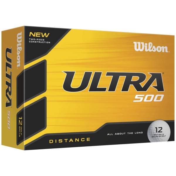 Wilson Ultra Distance Golf Ball - Factory Direct