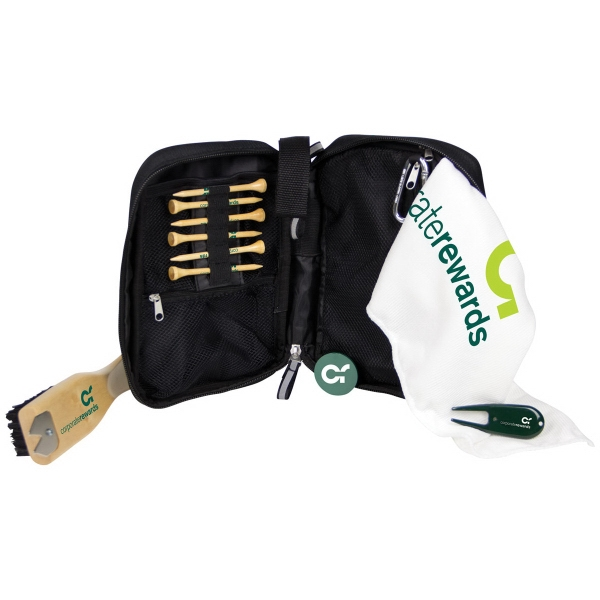 Voyager Caddy Bag Kit w/o Golf Balls