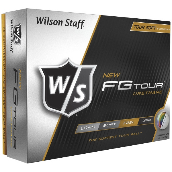 Wilson Staff FG Tour Urethane Golf Ball