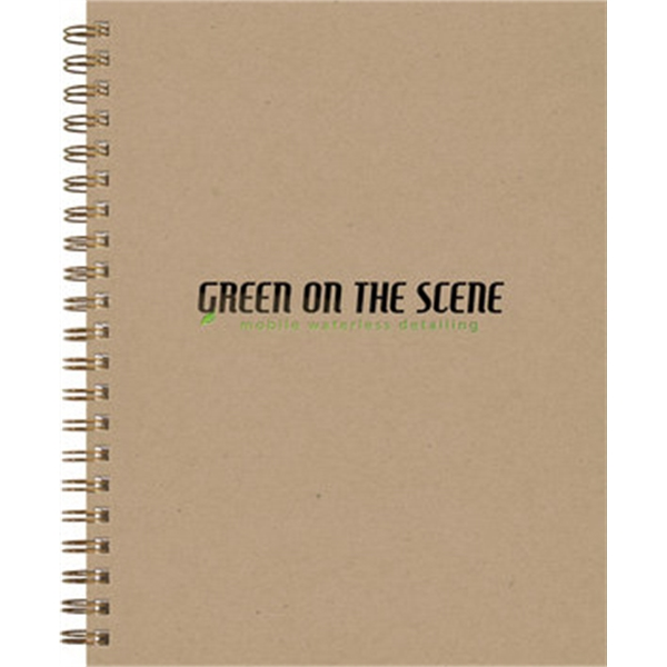 Eco Books - Large Note Book