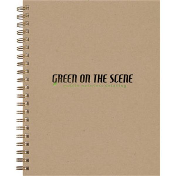EcoBooks (TM) - Large EcoNotes NoteBook