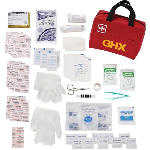 83 Piece Sport First Aid Kit