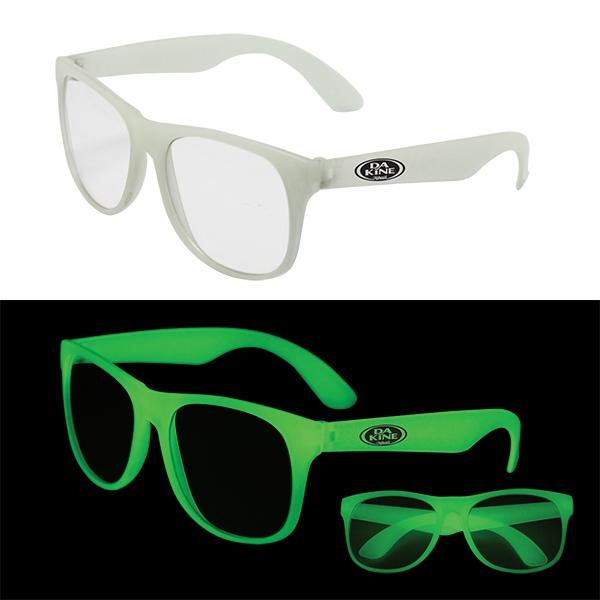 Glow-In-The-Dark Glasses