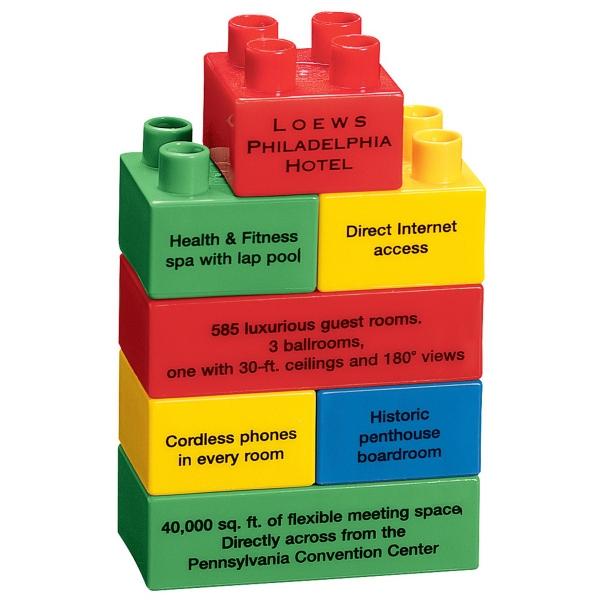 Promo Blocks©- 7 Block Tower