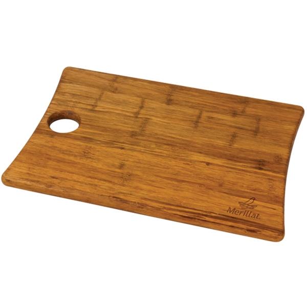 Woodland Bamboo Cutting Board