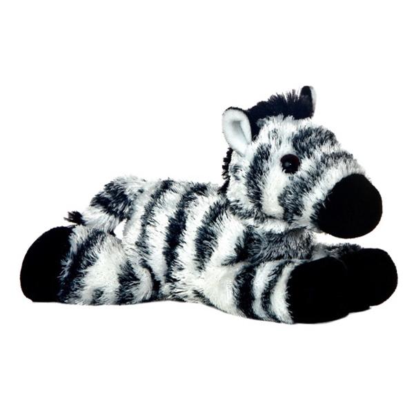 """8"""" Zany Zebra"""