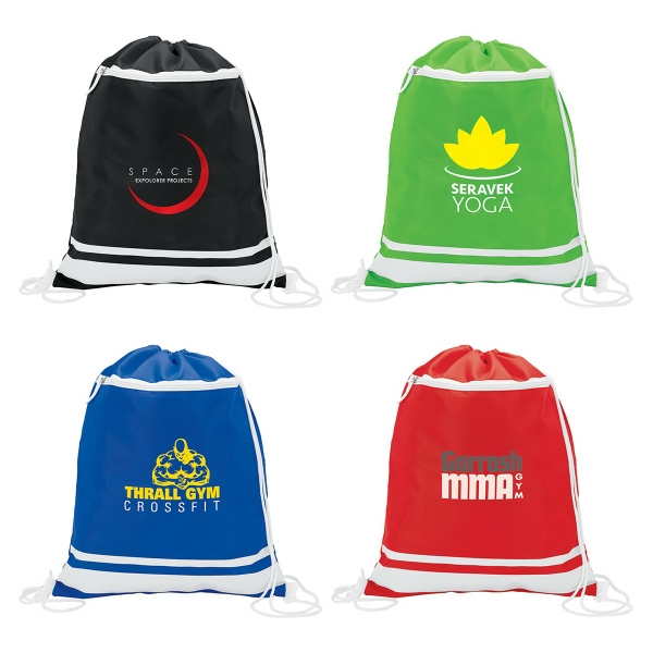 Drawstring Sport Bag 14