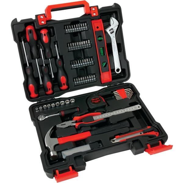80 Pc Heavy Duty Tool Set
