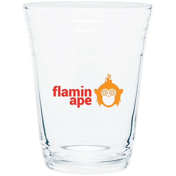 16 oz. Player Glass
