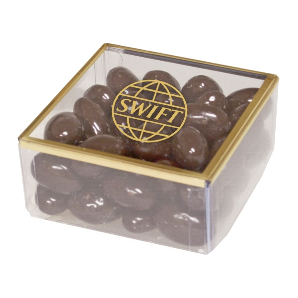 Sweet Dreams with Chocolate Covered Almonds - Nuts- Box