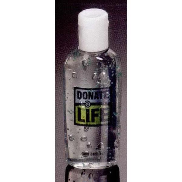 1 oz. Moisture Bead Sanitizer in Oval Bottle