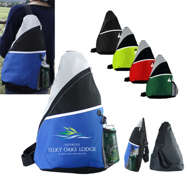 Tri Tone Sling Pack with E-Port