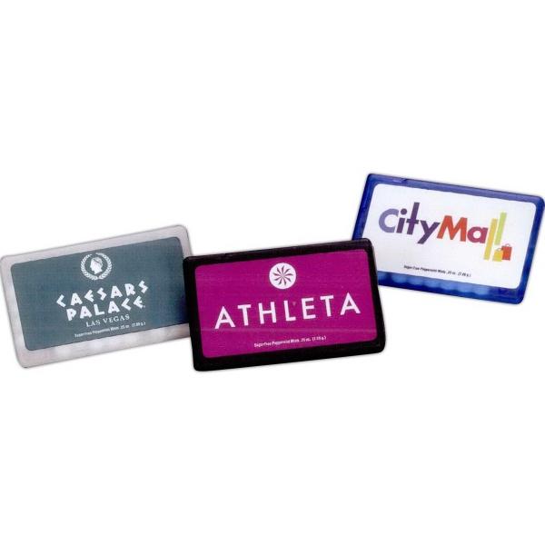 Business Card Style Mint Dispenser