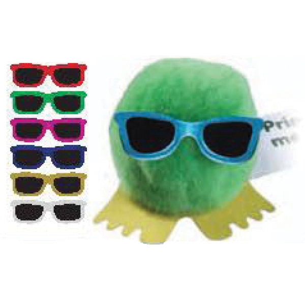 Color Frame Sunglasses Weepul