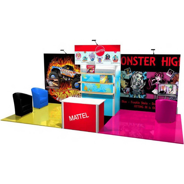 Mercure 10' x 20' Booth Kit