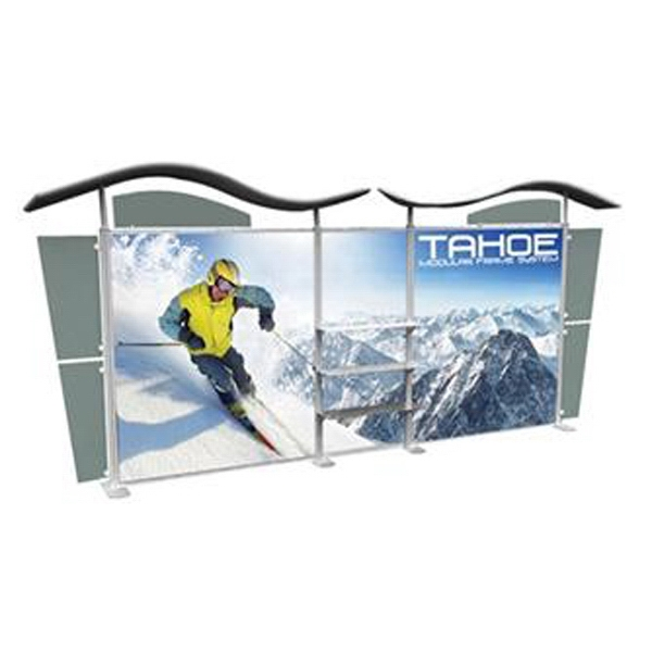 Tahoe Modular Display 20ft C Graphic  Package