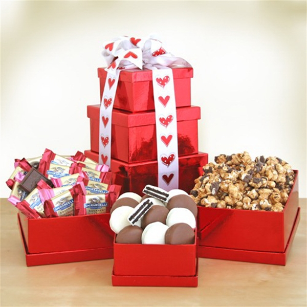 Chocolate Sweets for Your Sweetie