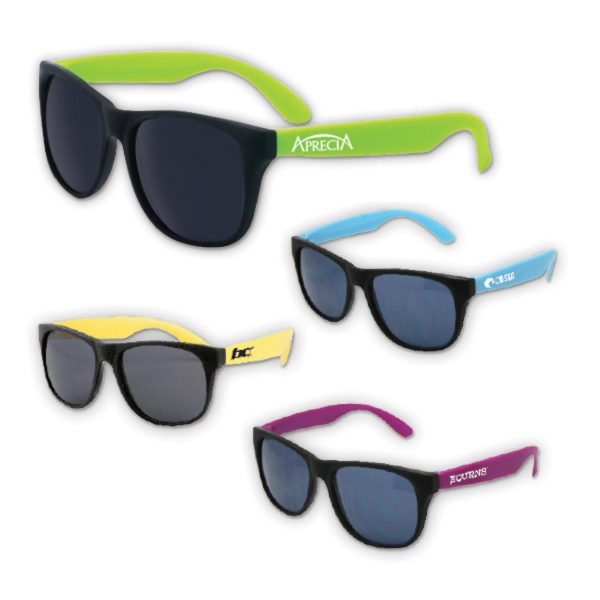 Classic Tropical Sunglasses