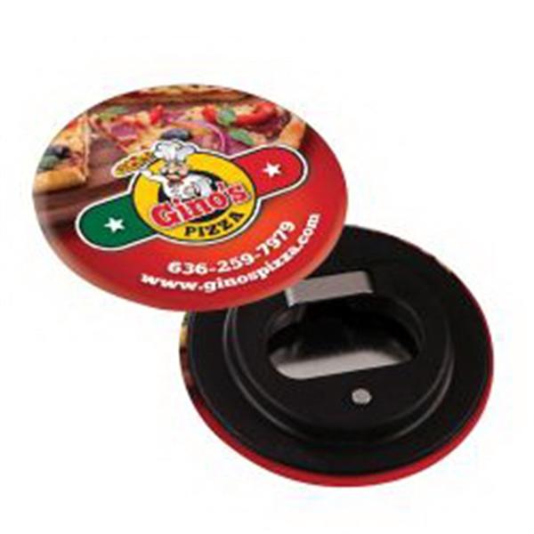 Magnetic Bottle Opener Button