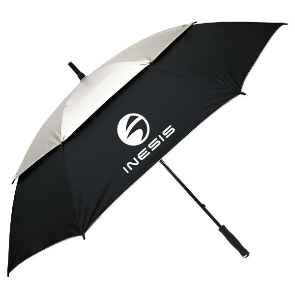 """The Vented UV Golf/Beach Umbrella - Dual Purpose Golf & Beach umbrella, U/V blocking, 62"""" arc."""