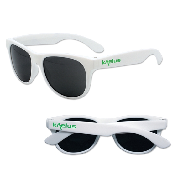 Kids Classic Solid Color Sunglasses