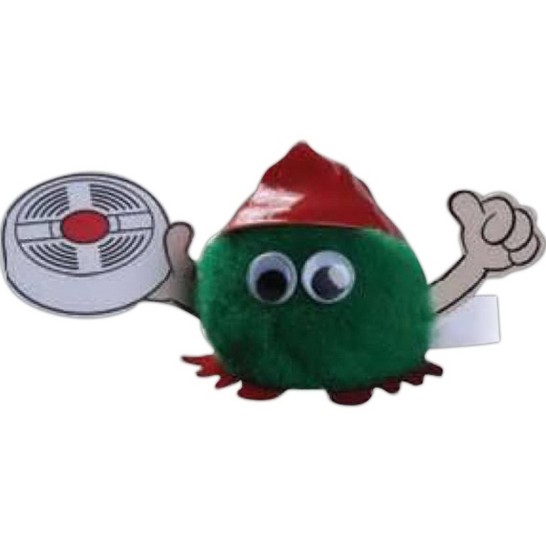 Firefighter - Smoke Alarm Hat & Hand Weepul