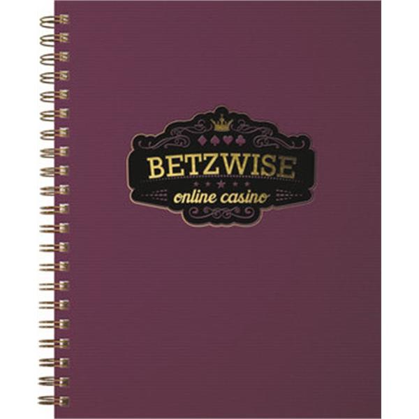Shimmer Journals - Large Note Book